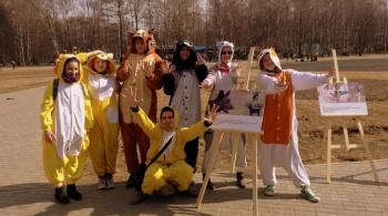 Заставка для - Молодежное движение «Звери помогают зверям»