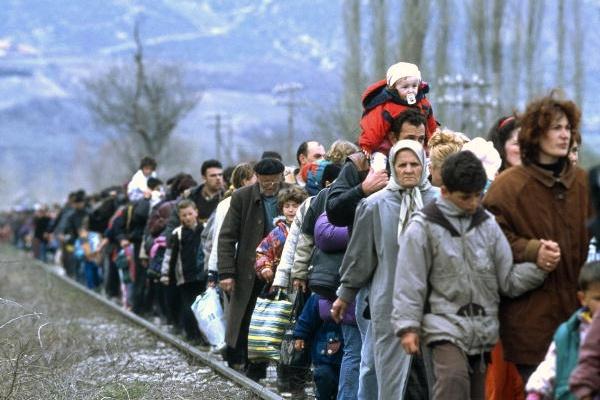 Заставка для - Международный день мигрантов