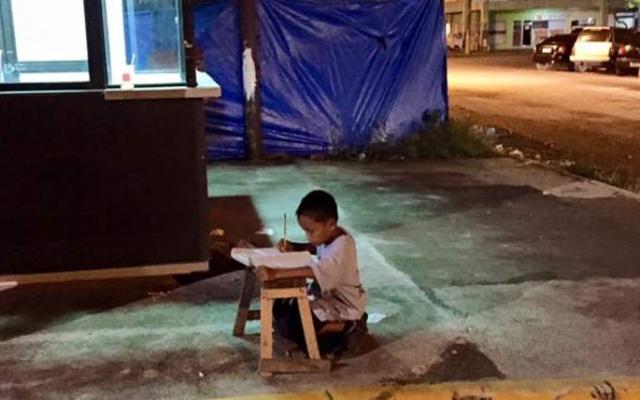 Заставка для - Как одно фото изменило жизнь целеустремленного филиппинского ребенка