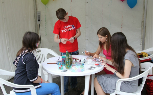 Заставка для - Виталий Суханов, волонтер центра социокультурных программ «Интеграция»