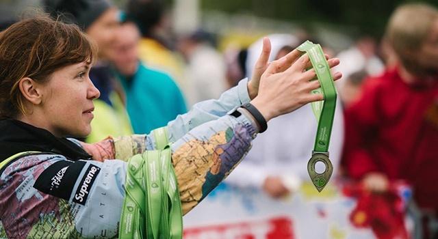 Заставка для - Самый крупный марафон страны приглашает волонтеров