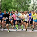 Заставка для - Первый пробег «Спорт во благо» в Иркутске