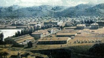 Заставка для - Старинный сереброплавильный завод возрождается силами барнаульских волонтеров
