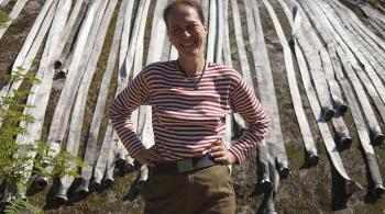 Заставка для - Мария Васильева, добровольный лесной пожарный, донор