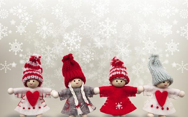 Заставка для - «Дари радость на Рождество»: «Милосердие» собирает подарки для нуждающихся