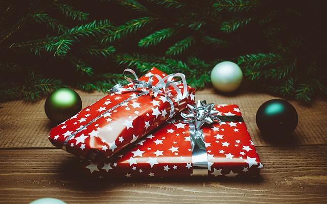 Заставка для - Новогодние подарки как благотворительность