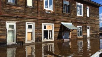 Заставка для - Библиотека СТД организует сбор вещей для пострадавших во время паводка в Великом Устюге