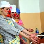 Заставка для - Лекция о больничной клоунаде в Донском монастыре