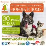 Заставка для - Благотворительная ярмарка «Дорога к дому»