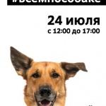 Заставка для - Выставка собак из московских приютов #всемпособаке