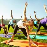 Заставка для - Благотворительная йога «Солнечные асаны»