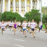 Заставка для - Благотворительный забег в рамках фестиваля «Добрая Москва»