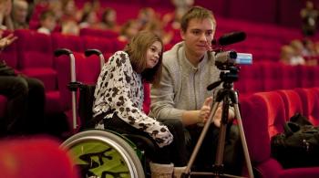 Заставка для - Станьте волонтером VIII Международного кинофестиваля «Кино без барьеров»!