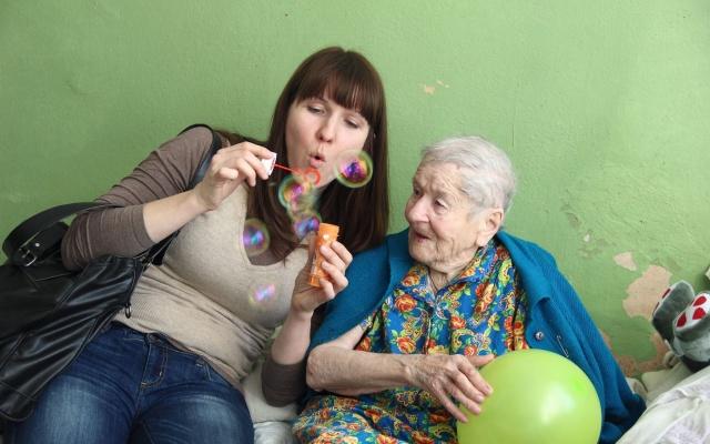Заставка для - Присоединяйтесь к сбору подарков фонда «Старость в радость»!