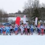 Заставка для - 15-я благотворительная лыжная гонка «Спорт во благо» в пользу фонда «Даунсайдап»