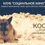 Заставка для - Клуб «Социальное кино»: показ «российского Хатико» — фильма «Костя»