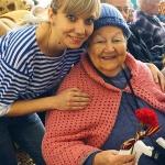Заставка для - Праздничные поездки волонтеров в дома престарелых