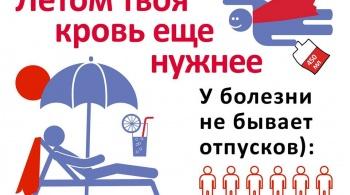 Заставка для - Фонд «Подари жизнь» ищет доноров крови