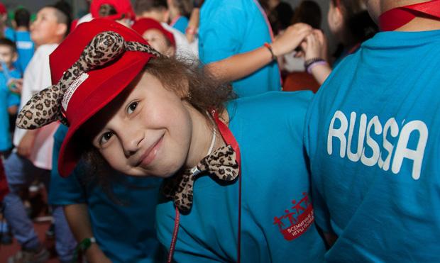 Заставка для - В Москве проходят VIII Всемирные детские игры победителей