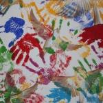 Заставка для - Благотворительный арт-аукцион «Ладошка добра»