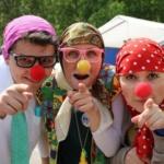 Заставка для - VI семейный интеграционный праздник «Выше нос»