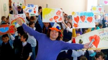 Заставка для - Социальное волонтерство — путь к гармонии общества