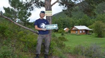 Заставка для - Волонтёр на Большой Байкальской Тропе
