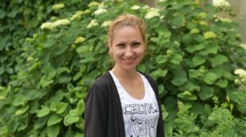 Мария Новосельцева рассказывает, что поначалу самым важным для коллектива было, чтобы его увидели, узнали и в него поверили, и сами участники в том числе. / Фото: Дарья Левашова