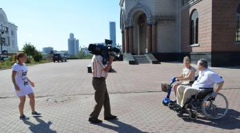 Заставка для - Ксюша Каминская — социальный репортер и волонтер