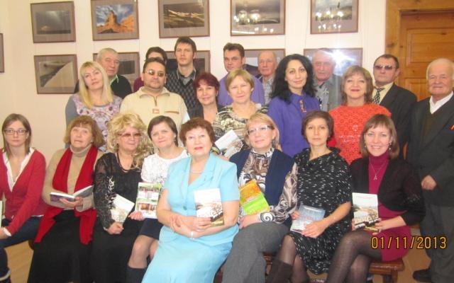 Заставка для - Добровольческая деятельность литературного объединения